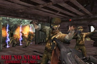 Screenshots of Call of Duty: Zombies for iPhone