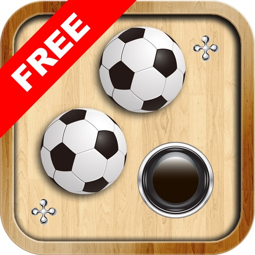 Kick The Balls! Free iOS App