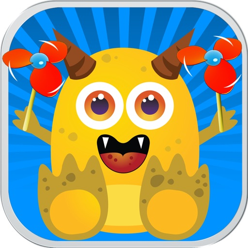 Little Monsters - Top Free Adventure Games For Kids iOS App