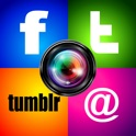 iPic Share Everywhere FREE icon