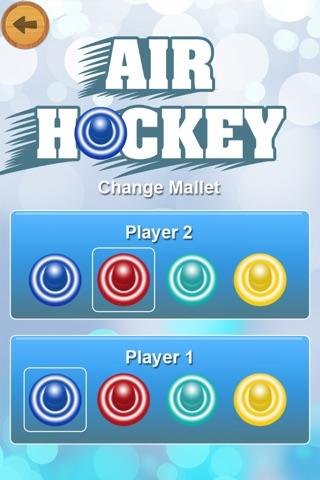 Rapid Air Hockey screenshot 2