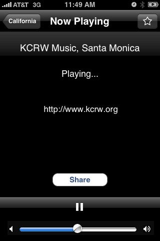 Public Radio screenshot1