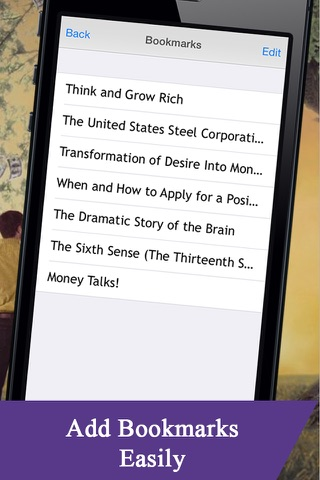 Napoleon Hill's : Think and Grow Rich screenshot 3