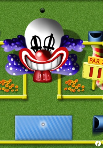 Mini Touch Golf screenshot 2