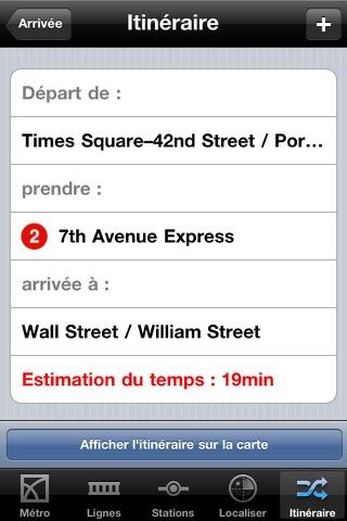 New York Subway screenshot 2