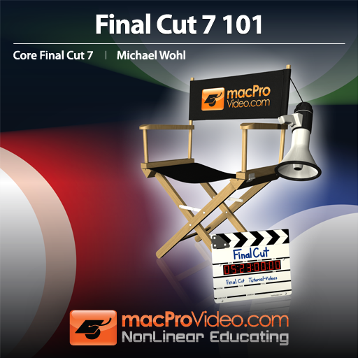 Course For Final Cut Pro 101
