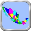 United Mexican States Puzzle Map Programos iPhone / iPad