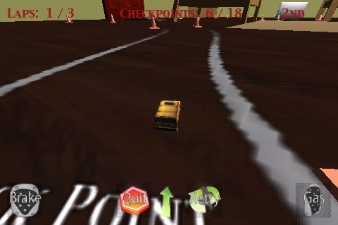 MicroKart screenshot 4