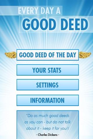 A Good Deed A Day screenshot 1