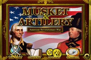 download Musket & Artillery: American Revolutionary War apps 0