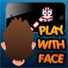 FaceMotion : Usa la tua faccia per giocare! Realtà aumentata multiplayer (AppStore Link)