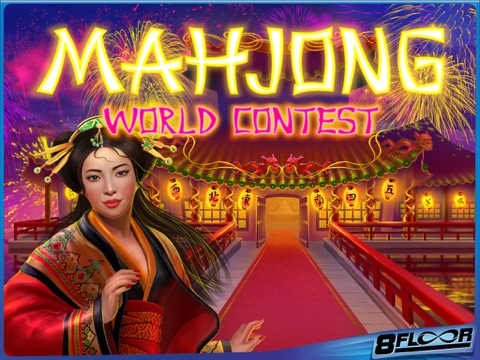 Mahjong - world contest screenshot 1
