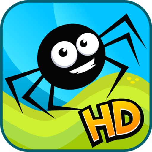 Spidey Swing iOS App