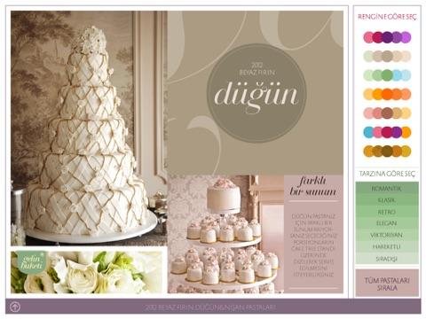 Düğün & Nişan Pastaları screenshot 2