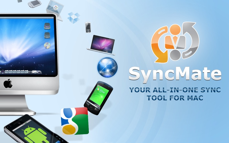 Screenshot #1 for SyncMate Plus