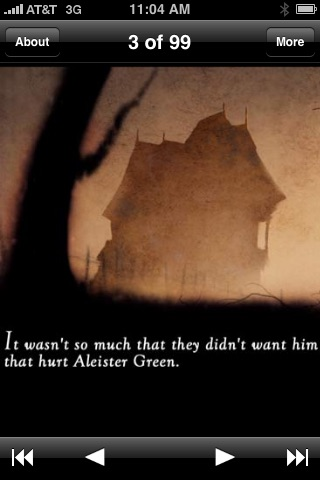 Aleister Arcane Issue 1 screenshot 2