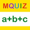 MQuiz Three Numbers Addition - Elementary School Math Quiz