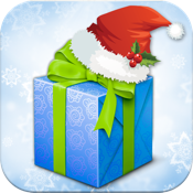 Christmas, New Year, Winter Holidays Gift Cards icon