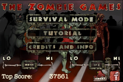 The Zombie Games screenshot 2