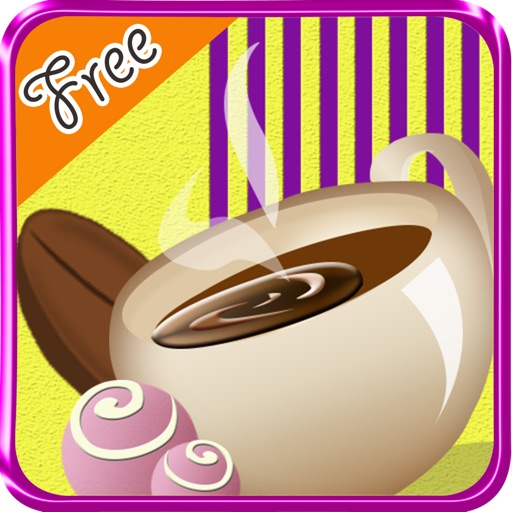 Coffee Maker - Yummy Hot food Recipe for Kids, Girls & teens - Free Cooking - maker Game for lovers of soups, tea, cakes, candies, brownies, chocolates and ice creams! iOS App