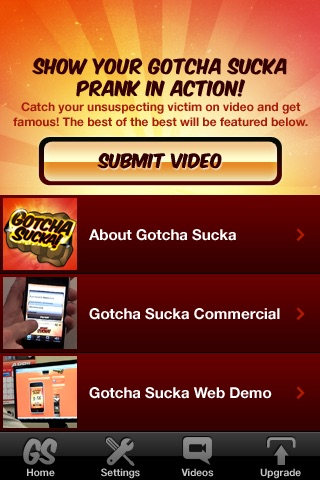 iGotcha Sucka screenshot 4