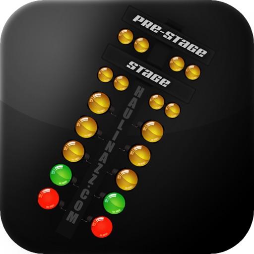 Drag Racing Practice Tree iOS App