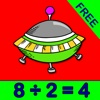 Adventures Outer Space Math - Division HD Free
