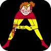 Alfabeto del corpo in spagnolo (AppStore Link)