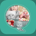 Photo Montage Free - Photo Editor,Pic Caption,Clip-arts and image borders with multiple effects to produce superimpose picture composition icon