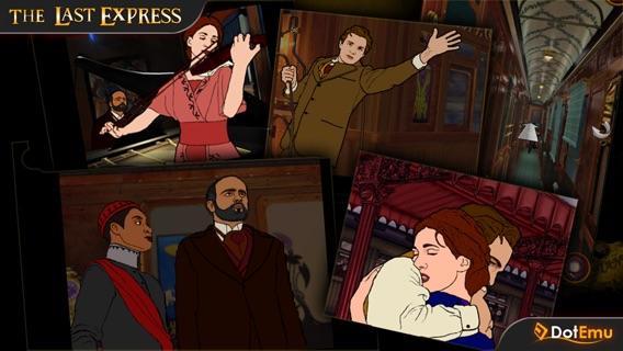 The Last Express Screenshot