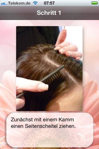 Frisuren anleitung app