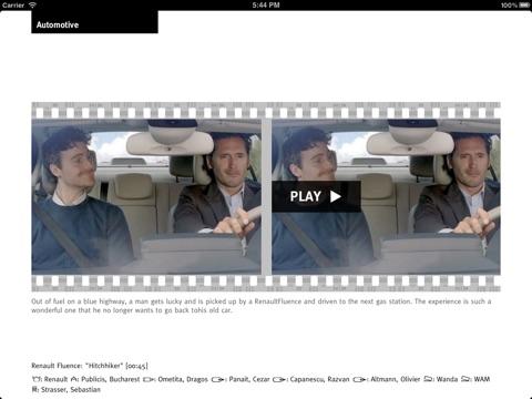 Lürzer's ARCHIVE for iPad screenshot 2