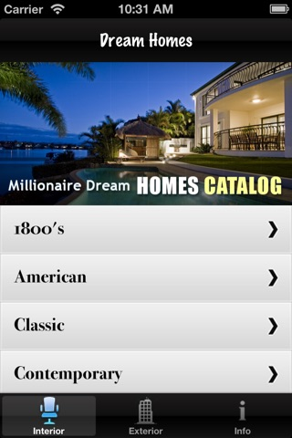 Millionaire Dream Homes screenshot 2