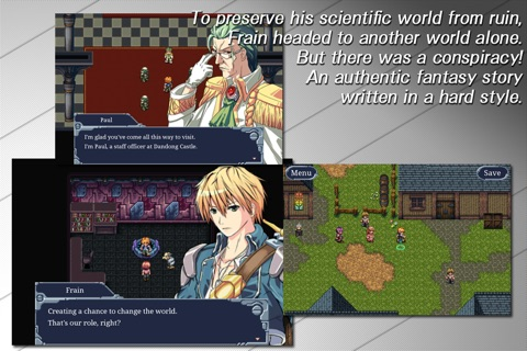 RPG Machine Knight screenshot 2