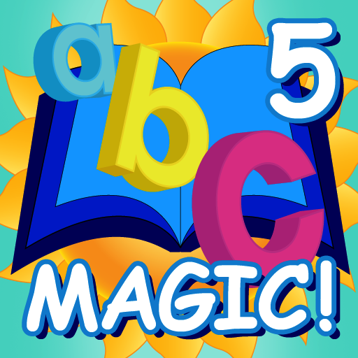 ABC MAGIC 5 Letter Sound Matching