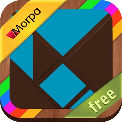 TangramMorpaLite iOS App