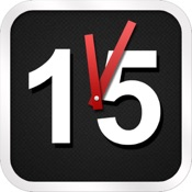 MiniTimer 15 (One-Tap 15 Minute Timer/Alarm Clock) on the App Store