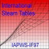 International Steam Tables - IAPWS-IF97