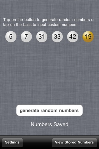 Lottery Helper Free screenshot 3