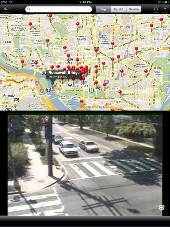 Washington DC Traffic HD by Uwe Meier