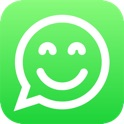Stickers Pro for Messages, WeChat & More - Emoji Keyboard with Pop Emojis & Emoticons icons - Animation Emojis icon