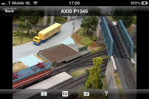 CameraControl for AXIS screenshot 1
