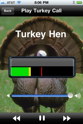 Pro Turkey Calls screenshot 2