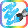 PixieDust - A Creative Drawing and Painting App for Kids, Free for iPad