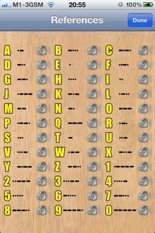 Ace Morse Code Traine... screenshot1