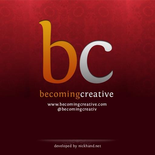 Becoming Creative iOS App
