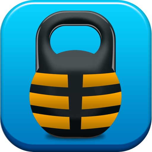 Kettle-Bell Workout & Dumbbell Exercises: 5/7/10 Minute Weight Training iOS App