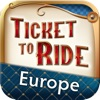 Ticket to Ride Europe Pocket iPhone