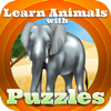 Learn the Animals with Puzzels