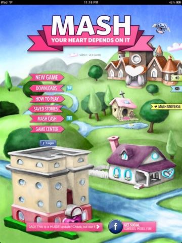 Screenshots of MASH♡ for iPad